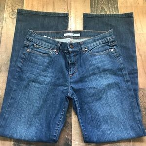 Joes Blue Wide Leg Jeans Provocateur Fit Hale Wash